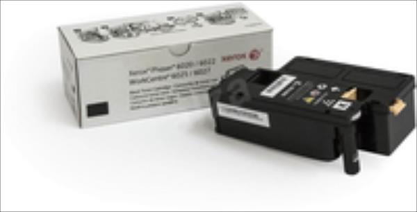Xerox Toner black, 2000 pgs (6020/6022/6025/6027) toneris