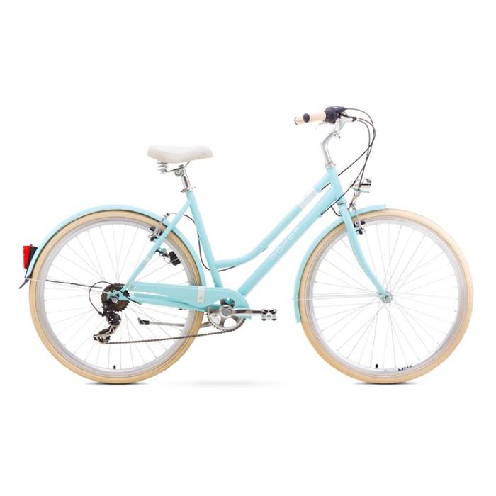 ROMET VINTAGE D CITY 20-L R28 ZILS Pilsētas velosipēds