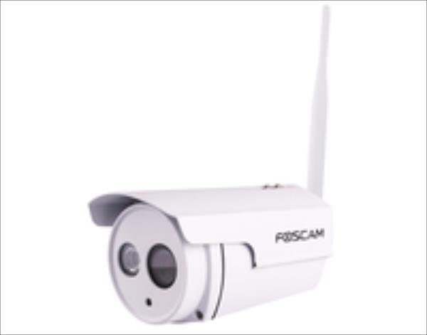 Foscam IP camera FI9803P WLAN 4mm H.264 720p Plug&Play IP novērošanas kamera