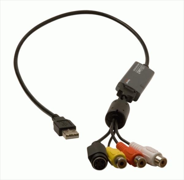 Hauppauge Analog Tuner TV USB-Live2 (01341) uztvērējs