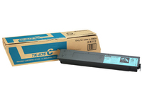 Kyocera TK-8705C Toner Cyan bis 31.800 Seiten toneris