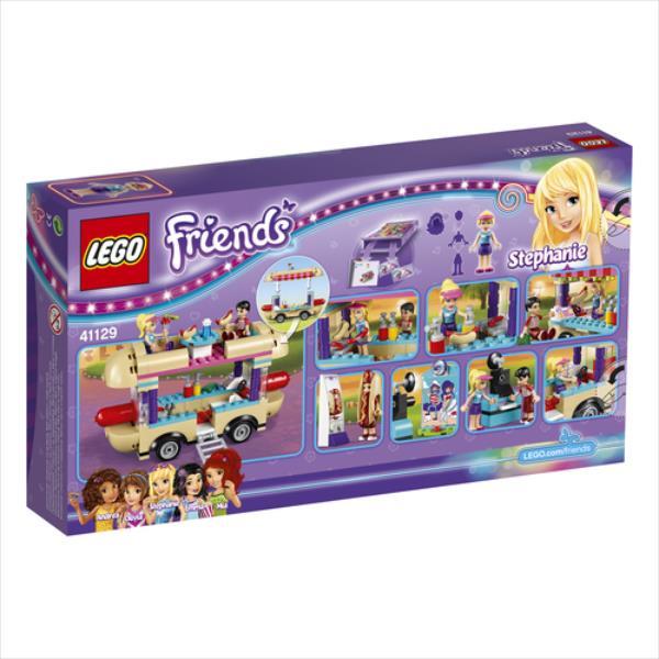 LEGO Amusement Park Hot Dog Van V29  41129 LEGO konstruktors