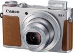 Canon PowerShot G9X silver Digitālā kamera