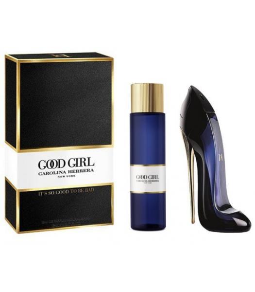 Carolina Herrera Good Girl Edp 80 ml + Body Lotion 100 ml 80ml Smaržas sievietēm