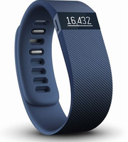 Fitbit Charge Fitness Tracker large blau sporta pulkstenis, pulsometrs