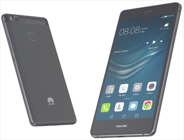 HUAWEI P9 lite dual Black Mobilais Telefons