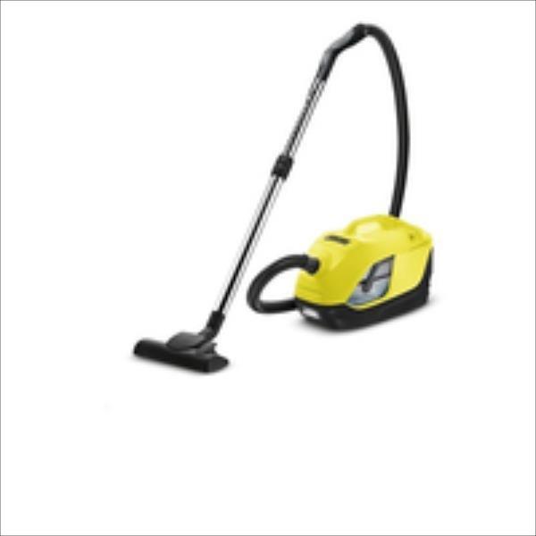 Karcher DS 5.800 900W yellow/black 1.195-210.0 waterfilter Putekļu sūcējs