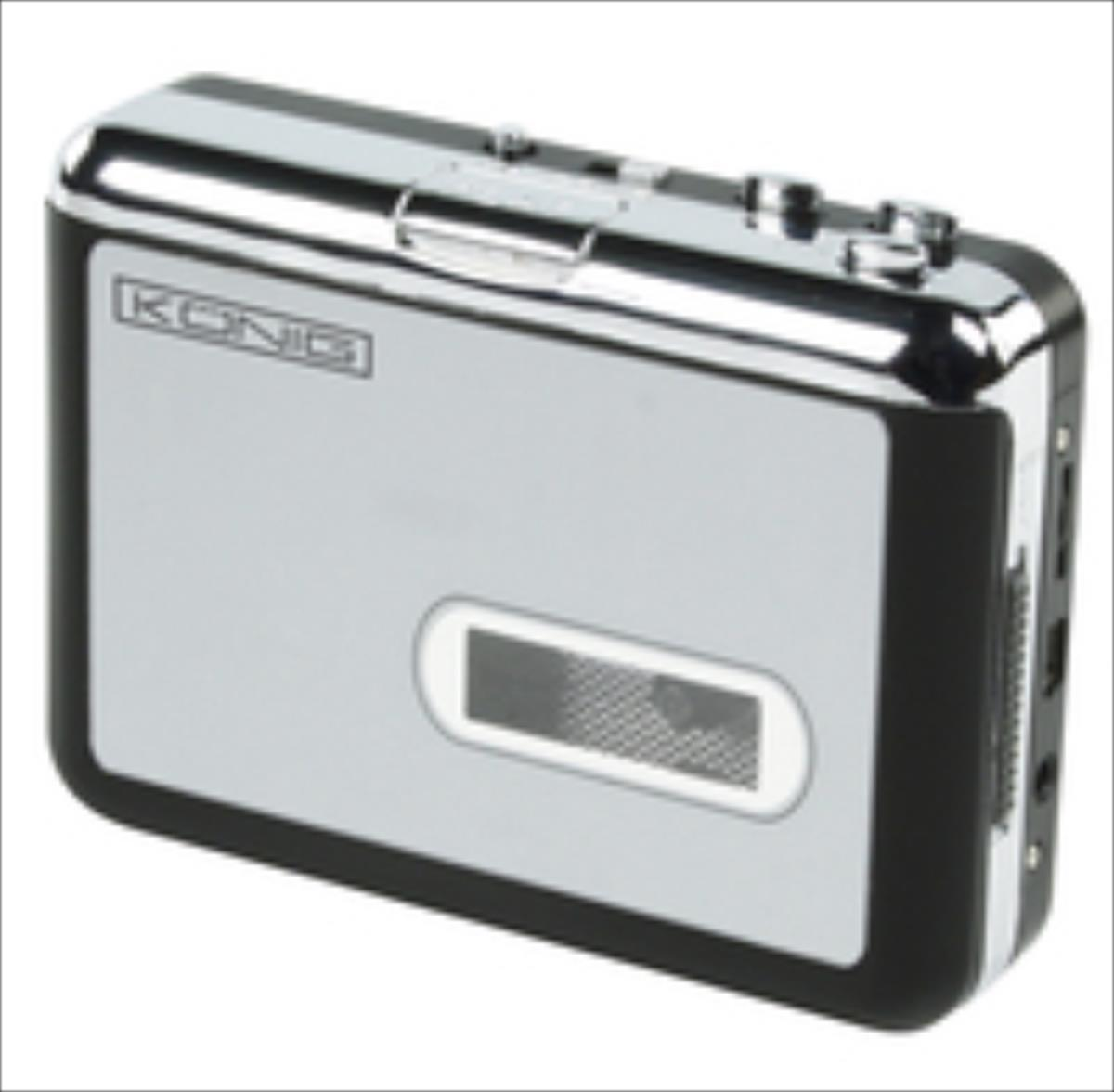 Konig cassette - MP3 converter auto audio aksesuārs