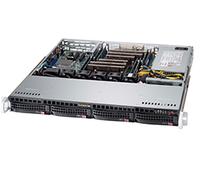 Obudowa serwerowa Supermicro 1U CSE-813MFTQ-441CB
