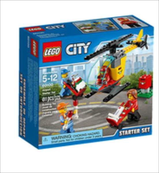 LEGO Airport Starter Set V29  60100 LEGO konstruktors
