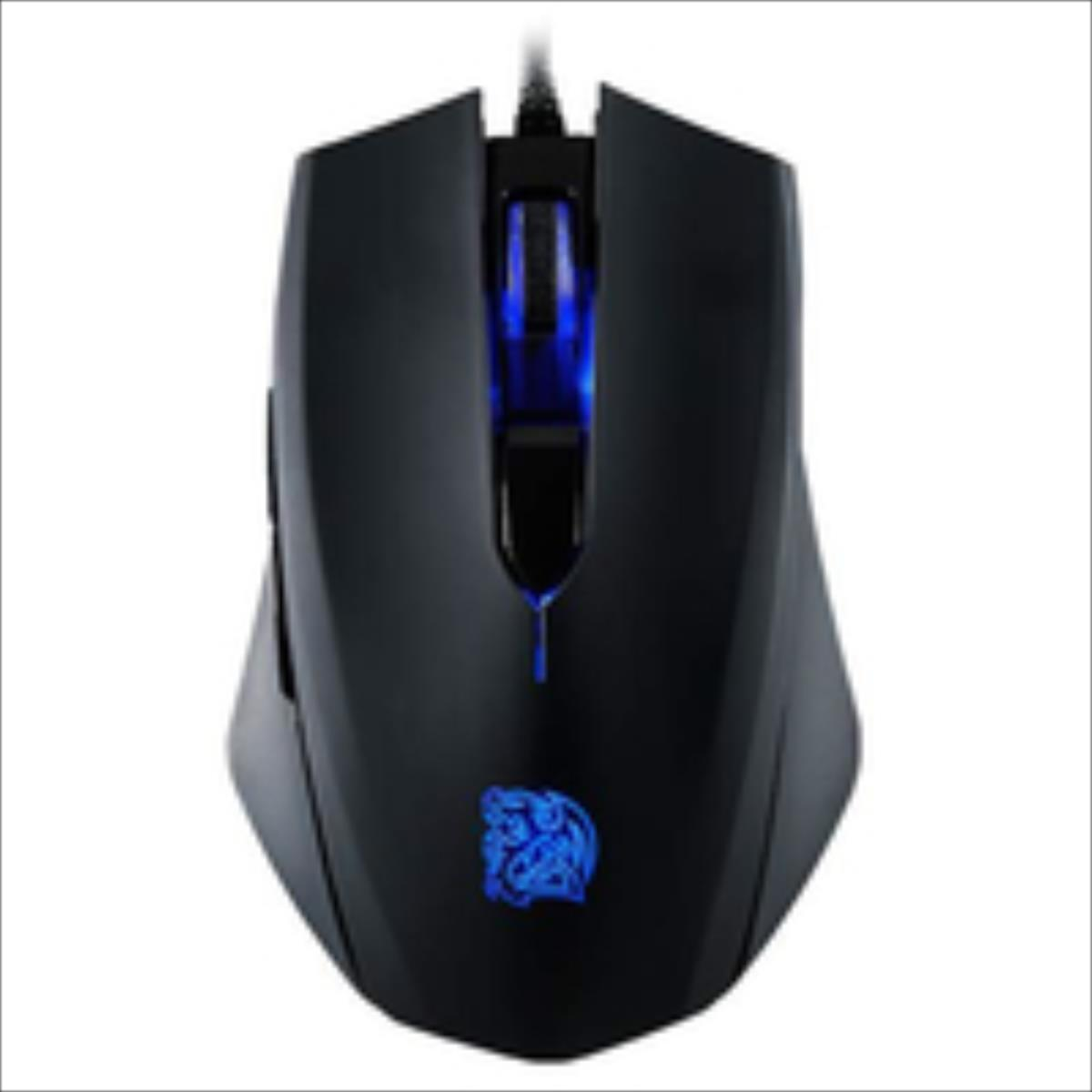 Tt eSports Talon BLU Gaming Black Datora pele