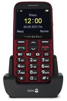 Doro Primo 366 red Mobilais Telefons