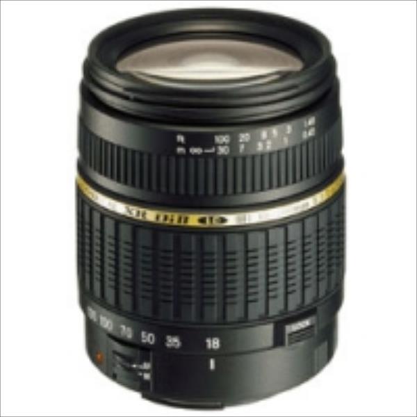Tamron Lens 18-200mm     F3,5-6,3 Di II Pentax foto objektīvs