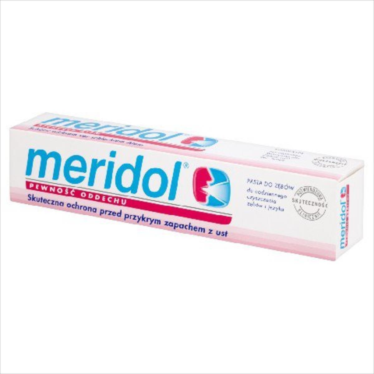 Meridol  Halitosis 75 ml - 177987 mutes higiēnai