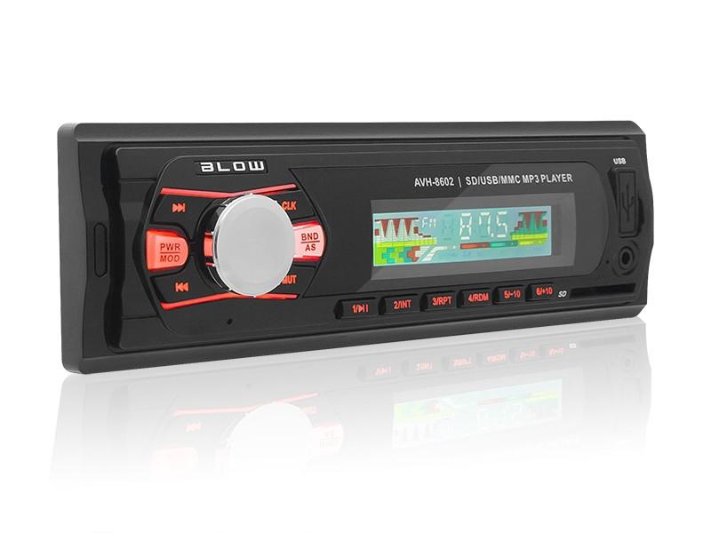 BLOW RADIO AVH-8602     MP3/USB/SD/MMC automagnetola