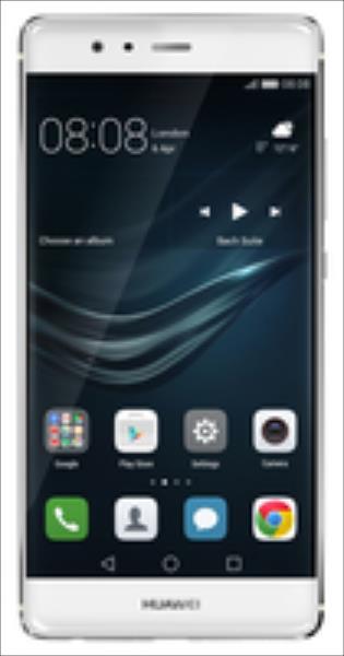 Huawei P9 4G 32GB Dual-SIM silver EU Mobilais Telefons