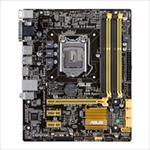 ASUS B85M-G / Intel B85 / 4 DIMM, Max. 32 GB, DDR3 1600 Non- pamatplate, mātesplate