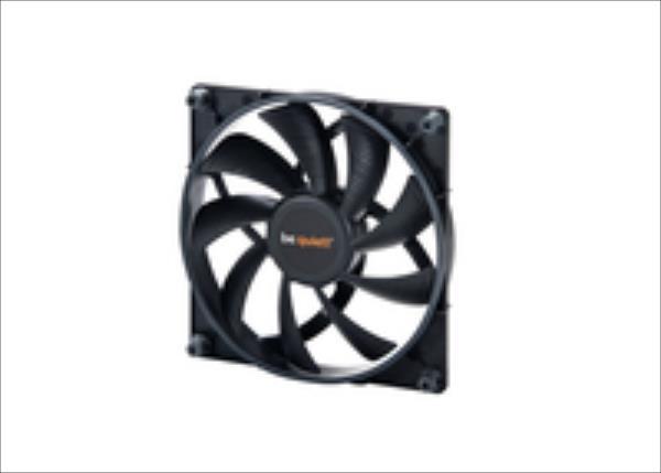 be quiet  Shadow Wings fan SW1 120mm PWM 120x120x25 1500rpm 18,9dB ventilators