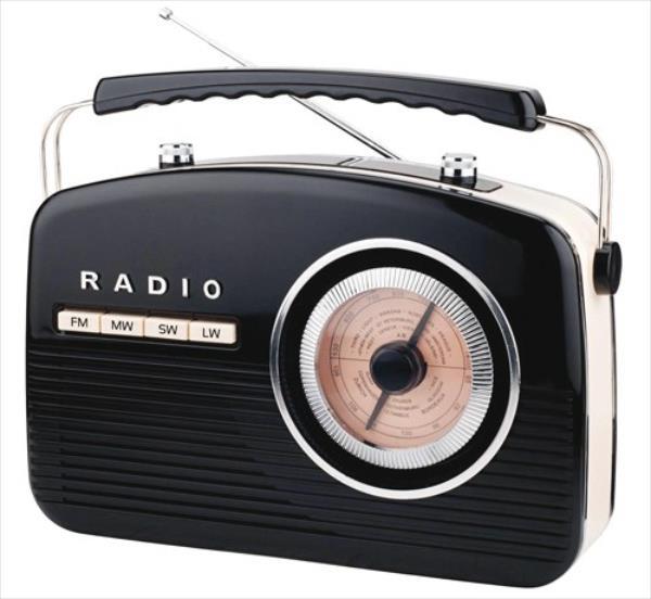 Camry CR 1130 , Black radio, radiopulksteņi