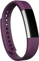 Fitbit Alta Fitness Armband L Pflaume sporta pulkstenis