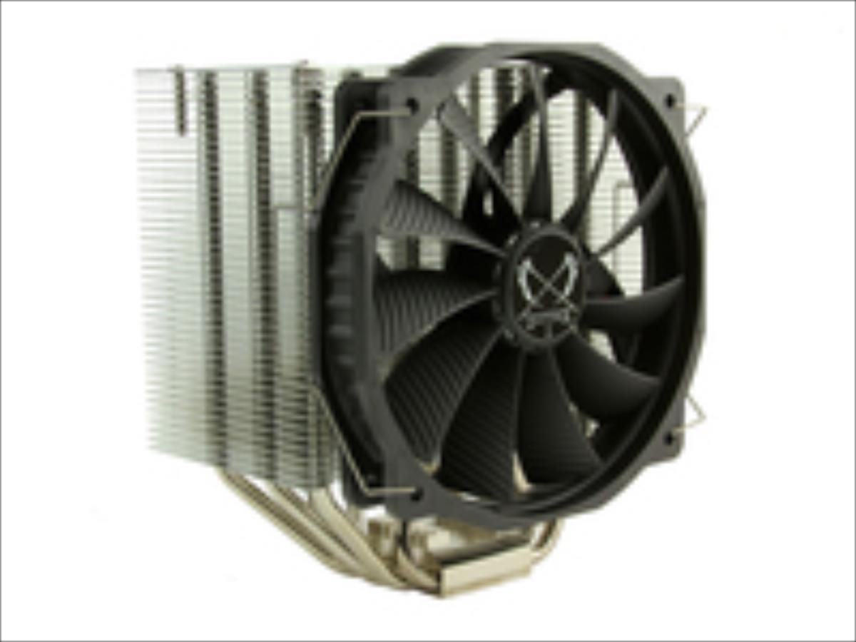 Scythe Mugen Max CPU Cooler dzesētājs, ventilators