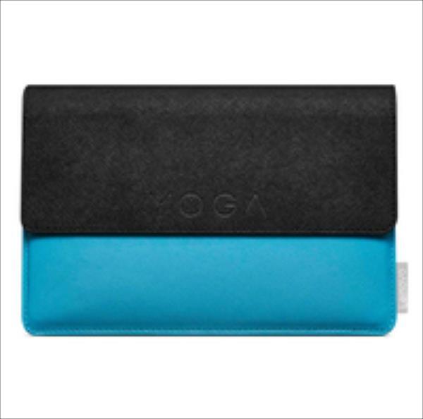 Lenovo Yoga Tablet 3 8 bag, screen protector ZG38C00480 blue planšetdatora soma
