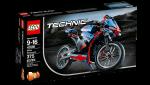 LEGO Street Motorcycle 42036 LEGO konstruktors