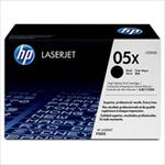 HP 05X Black Doublepack toneris