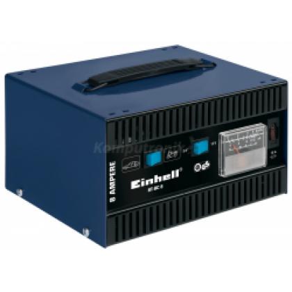 Einhell BT-BC 8 auto akumulatoru lādētājs