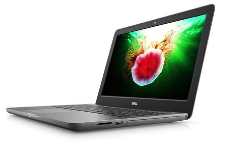 Notebook Dell Inspiron 5567 i5-7200U 8GB 15 6  HD 1000GB HD 620 R7 M445 Win10 Szary 2Y Portatīvais dators