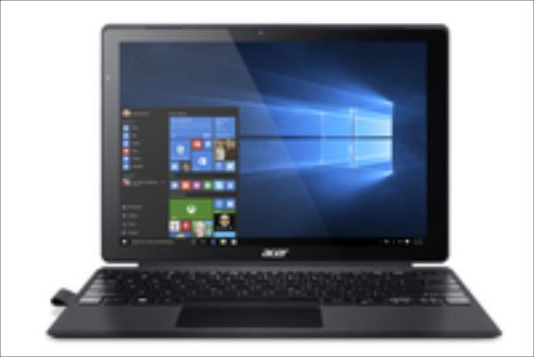 Acer Switch Alpha 12 SA5-271P-56RP 2-in-1 Notebook 12 collas QHD i5-6200U 8GB 256GB SSD Portatīvais dators