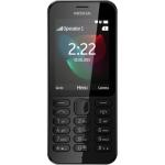 Nokia 222 Dual SIM (Black) 2.4