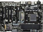 ASROCK AM3+ AMD990FX SATA6 DDR3 USB3 ATX pamatplate, mātesplate