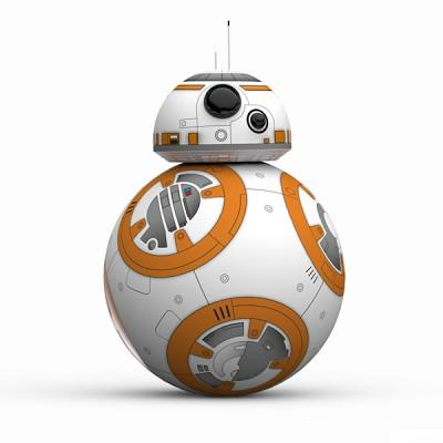 ROBOT DROID/BB-8 WHITE SPHERO