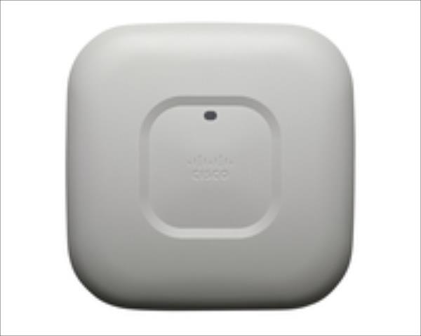 Cisco Aironet 1702i, 802.11ac CAP, 3x3 MIMO, Internal Antennas WiFi adapteris