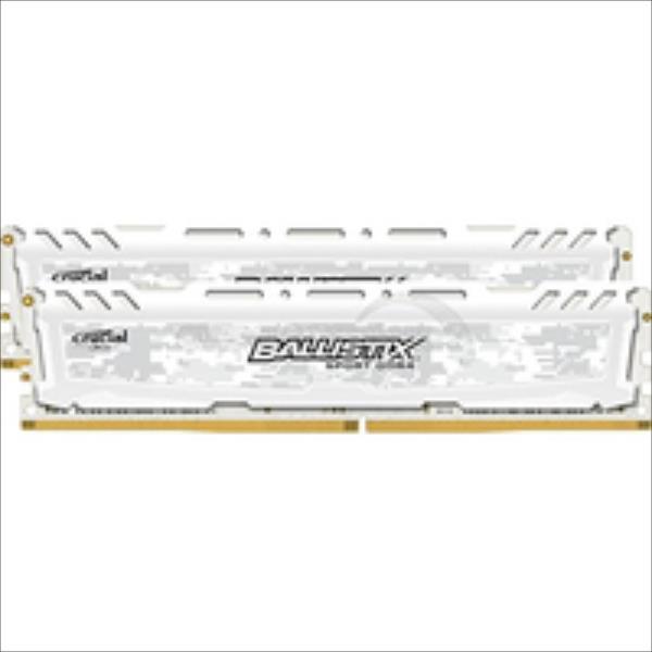 Crucial DDR4 Ballistix Sport LT, 2x8GB, 2400MHz,  CL16 (BLS2C8G4D240FSC) operatīvā atmiņa