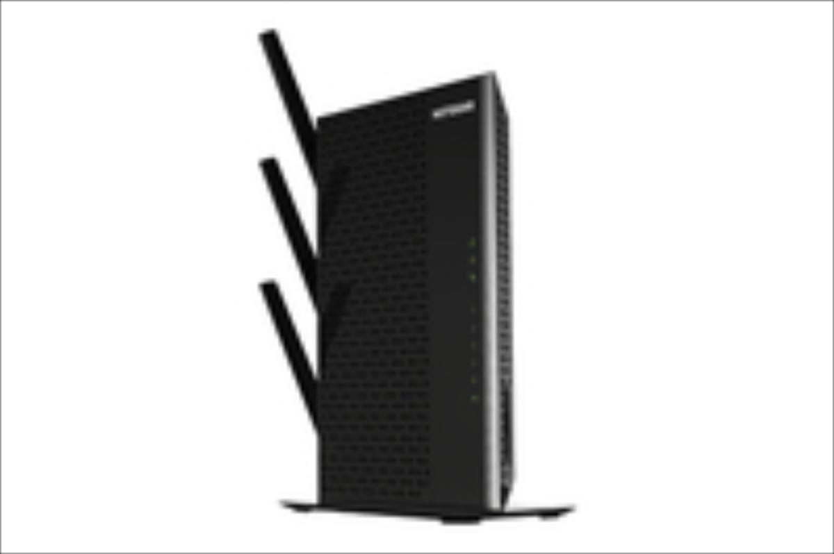 Netgear Nighthawk EX7000 AC1900 WLAN Repeater komutators