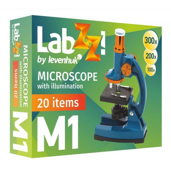 Mikroskops Levenhuk LabZZ M1