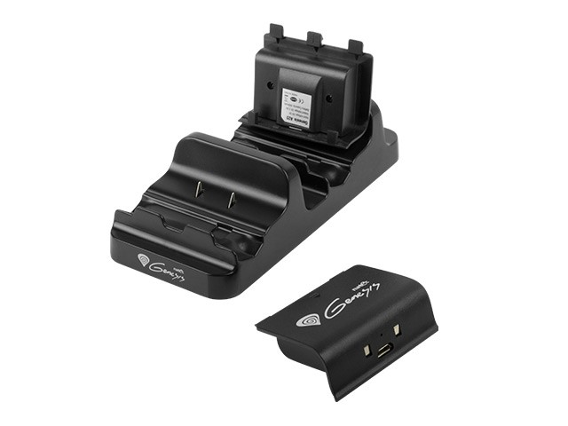 Natec Genesis XBOX ONE charging station A23 (batteries included) spēļu aksesuārs