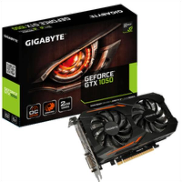 Gigabyte GeForce GTX 1050, 2GB GDDR5 video karte