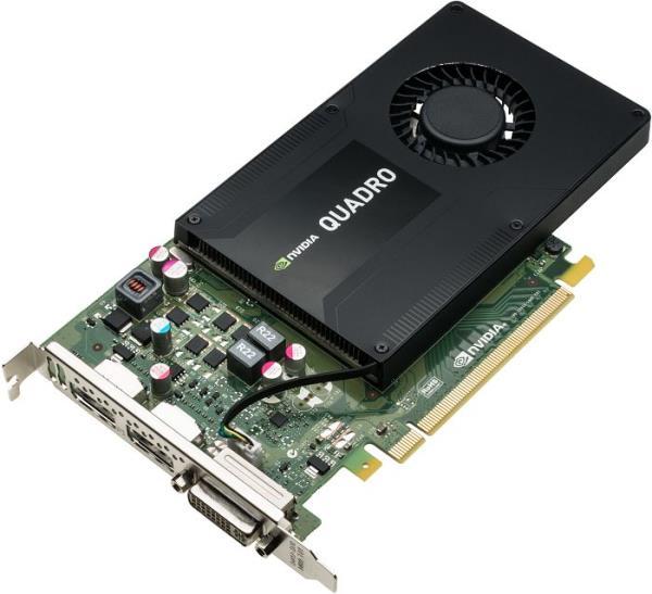 PNY Quadro K2200 4GB GDDR5 video karte