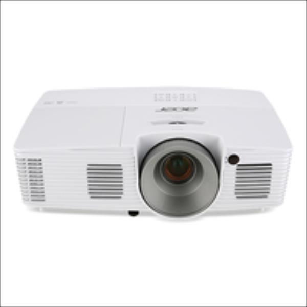 Acer X125H 1024x768(XGA) 3300lm 20.000:1 projektors