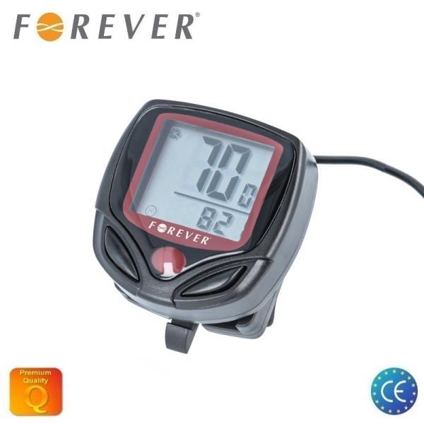 Forever BM-100 Ūdens izturīgs Magnēta Velo Ātruma mērītājs - Multi funkcionāls Kompjūters aksesuārs mobilajiem telefoniem