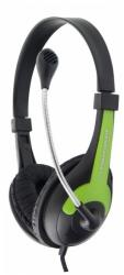 ESPERANZA Stereo Headset with microphone and volume control EH158G austiņas