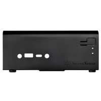 Silverstone SST-VT01B Vital Mini-STX - black Datora korpuss