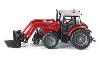 Siku tractor MF with front loader galda spēle
