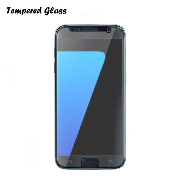Tempered Glass Extreeme Shock Aizsargplēve-stikls Samsung G930F Galaxy S7 Super Caurspīdīgs (EU Blister) aksesuārs mobilajiem telefoniem