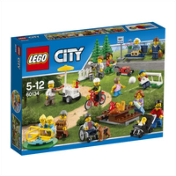 LEGO Fun in the park - City People V29  60134 LEGO konstruktors
