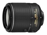 Nikon AF-S DX 55-200mm 1:4.0-5.6G VR II foto objektīvs