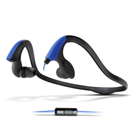 Energy Sistem 397174 Running 2 sporta austiņas ar smartphone control ar mikrofonu zilas. austiņas